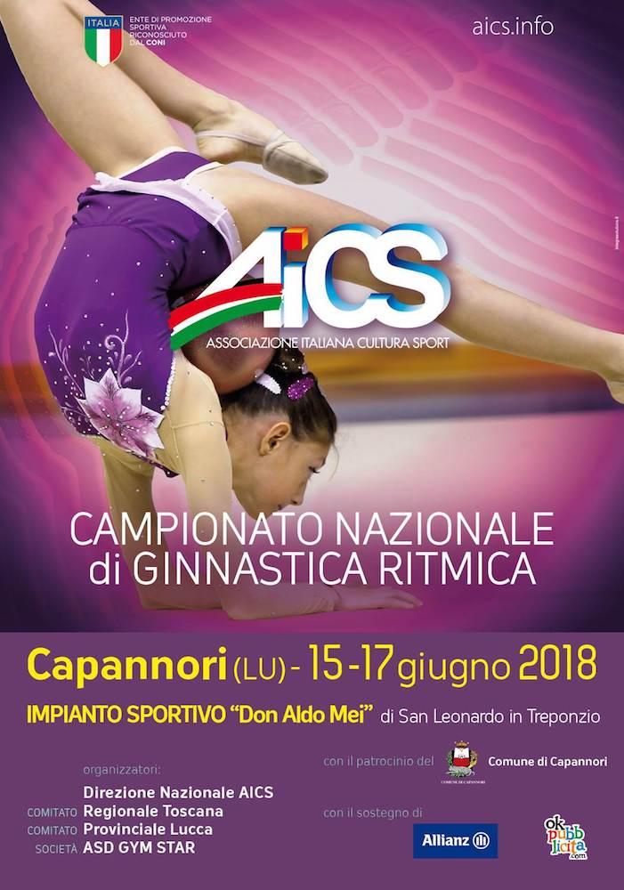 Campionati Nazionali AICS 2018